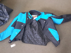 Motorcycle riders small women's jacket