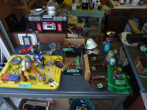 Garage Sale (6408 Lombardy Crescent, SW)