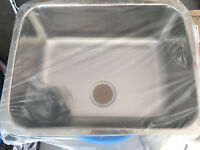 """Kindred SS Sink 25"""" x 19"""" x 8"""" deep"""
