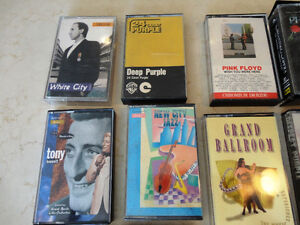 Collection of Cassette Tapes of assorted artists and One 70's CD Kitchener / Waterloo Kitchener Area image 2