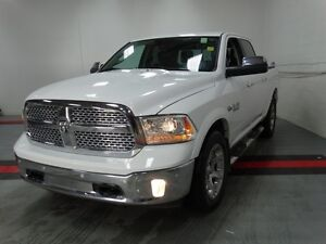 2014 Ram 1500 Laramie   - Navigation -  Bluetooth -  UConnect -