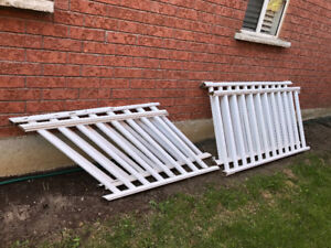 Hand rails, Stair and porch railings