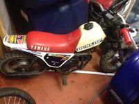 Yamaha 50 cc