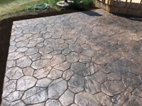 In need of concrete work? We can help!