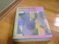 CLINICAL PROCEDURES FOR MEDICAL ASSISTANTS BY KATHY BONEWIT-WEST