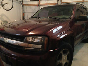 2007 Chevrolet Trailblazer SUV, Crossover - 4X4 V6