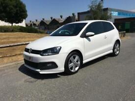 2012 Volkswagen Polo 1.2 R-Line. Lovely car.