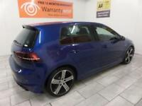 BLUE VOLKSWAGEN GOLF 2.0 R DSG ***FROM £374 PER MONTH***