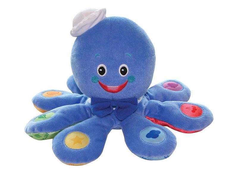 Best Soft Animal Toy: Baby Einstein Octoplush