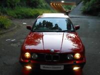 BMW 535 3.4 auto i SE 535I SE AUTO E34 4 DOOR ONE OWNER + 76K
