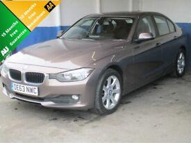 BMW 3 SERIES 316d ES (bronze) 2014