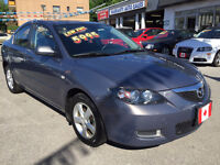 2007 Mazda Mazda3 SE SEDAN...LOW KMS...PERFECT CONDITION City of Toronto Toronto (GTA) Preview
