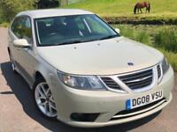 2008 Saab 9-3 1.9TiD ( 150ps ) SportWagon auto 2008MY Vector Sport