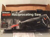 Reciprocating saw (wicks 850w)