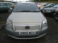 2005 TOYOTA AVENSIS 2.0 D 4D Colour Collection A NICE BIG TOYOTA