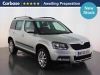 2015 SKODA YETI 2.0 TDI CR SE 5dr Estate