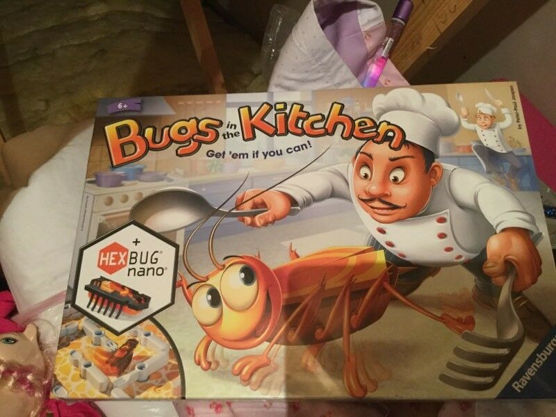 Bugs In The Kitchen | Bugs In The Kitchen Game Brand New In Drumoyne Glasgow Gumtree