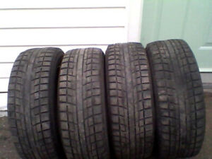 """205/60R16"" YOKOHAMA ICE GUARD """