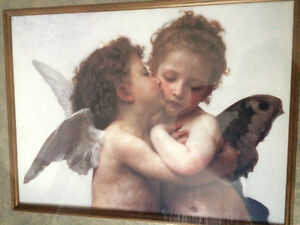 2 Pictures of Angels.....$35 each obo
