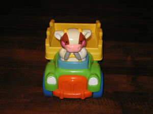 Fisher Price Cow Truck