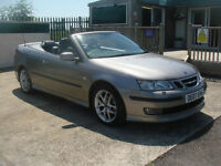 Saab 9-3 2.0T AERO 2 GUARANTEED CAR FINANCE
