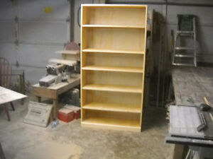 Hand Made Bookcases: Refinishing/Restored