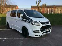 Ford Transit Custom 2.2TDCi RS-M Not Msport or gt