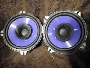 "Car Stereo speakers Pair JVC, CS-V514 5.25"", 2way 130 watt peak"