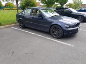 BMW 320d automatic full mot