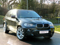 2009 BMW X5 3.0 30d M Sport 5dr WITH MEGA SPECIFICATION! MUST SEE