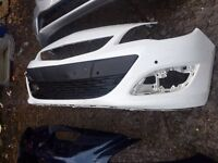 2014 Vauxhall Astra j genuine front bumper choice can post