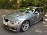 BUY NOW £212.33 PER MONTH 2013 BMW 320 2.0TD M SPORT AUTOMATIC