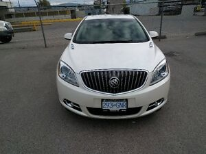 2012 Buick Verano Leather Edition w/Navigation Sedan