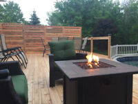 Decked Up | Ottawa Deck, Fence and Pergola Builders