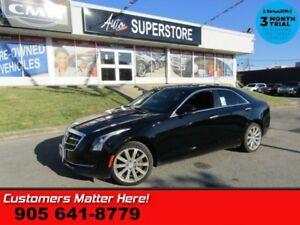 2015 Cadillac ATS 2.0 Turbo Luxury  AWD NAV ROOF CAM LEATHER 2X-