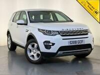 2018 LAND ROVER DISCOVERY SPORT HSE TD4 4WD 360 CAMERA HIGH SPEC SERVICE HISTORY