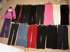 Girls Tops, Pants, Jackets, Dresses, etc. - sz 10,10/12, 12, M,L Strathcona County Edmonton Area image 6