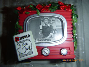 "An ""I Love Lucy"" Christmas Heirloom Collection 2002"