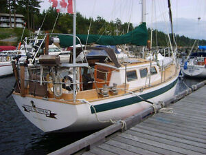 FOR SALE 35'  Endurance Cruising Sailboat -REDUCED PRICE