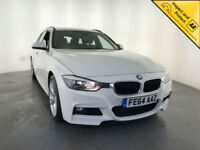 2014 BMW 325D M SPORT AUTOMATIC DIESEL ESTATE 1 OWNER BMW SERVICE HISTORY