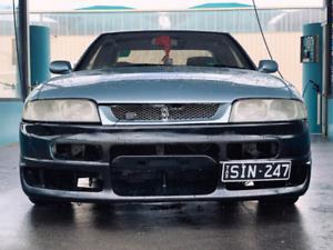 1993 Nissan Skyline R33 4door