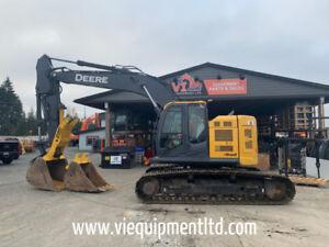 John Deere 245G LC Excavator