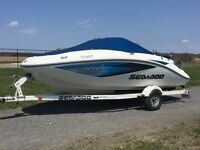2006 SeaDoo Challenger 180 Low hours!