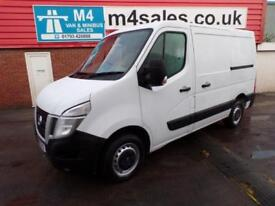 Nissan NV400 DCI F28 L1H1 110PS NO VAT