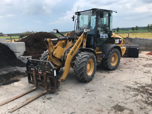 Cat 908H for rent