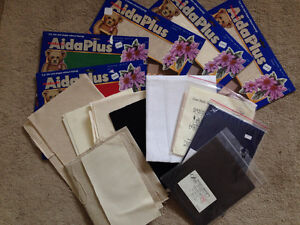 Aida Cloth Collection for sale