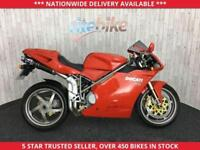 DUCATI 998 DUCATI 998 BIPOSTO ICONIC SUPER BIKE MOT JULY 18 2002 02