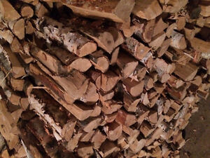 XXL Bags Birch Firewood $35  *Pickup North Edmonton""