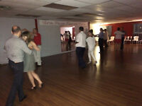 An Intimate Evening of Ballroom and Latin Dance