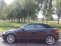 AUDI A3 CABRIOLET 2009 2.0 TDI S TRONIC DIESEL AUTOMATIC S LINE